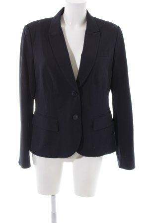 C&A Long-Blazer schwarz Business-Look