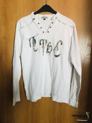 C&A Clockhouse Długa koszulka biały