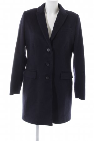 C&A Mantel blau Casual-Look
