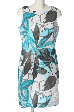 C&A Midi Dress allover print casual look