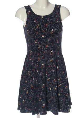 C&A Mini vestido estampado repetido sobre toda la superficie look casual