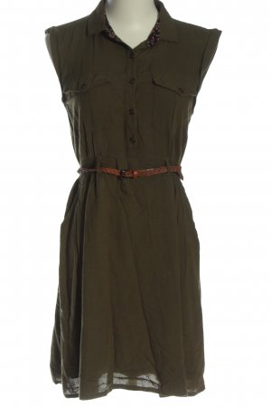 C&A Minikleid khaki Casual-Look