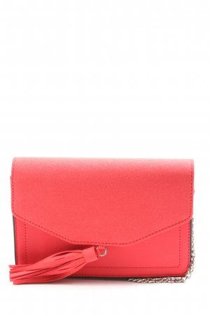 C&A Mini Bag red business style