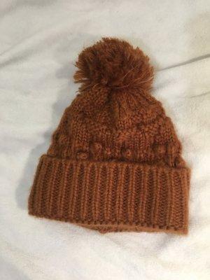 C&A Cappello a maglia ruggine