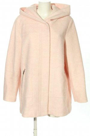C&A OUTERWEAR Cappotto in pile rosa stile casual
