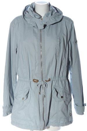 C&A OUTERWEAR Veste à capuche bleu style décontracté