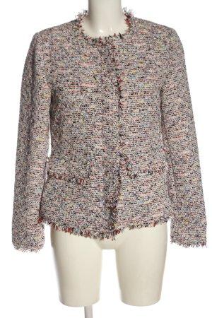 C&A OUTERWEAR Krótka kurtka Abstrakcyjny wzór Elegancki