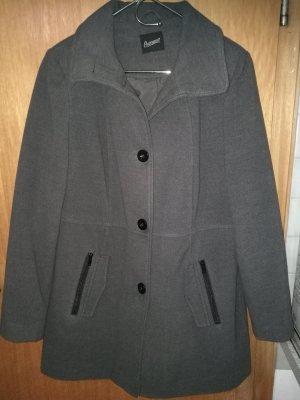 C&A OUTERWEAR Manteau en laine gris