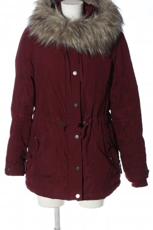 C&A OUTERWEAR Parka rood casual uitstraling