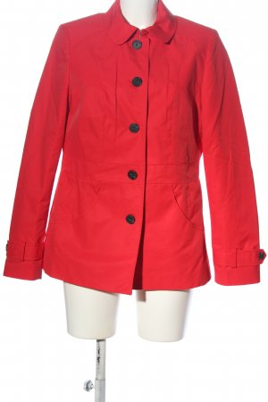 C&A OUTERWEAR Overgangsjack rood casual uitstraling