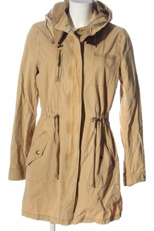 C&A OUTERWEAR Overgangsjack wolwit casual uitstraling