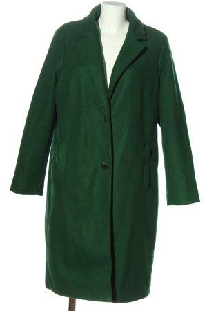 C&A OUTERWEAR Manteau mi-saison vert style décontracté
