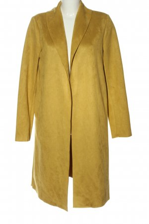 C&A OUTERWEAR Płaszcz przejściowy bladożółty W stylu casual