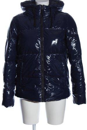 C&A OUTERWEAR Kurtka zimowa niebieski Pikowany wzór W stylu casual
