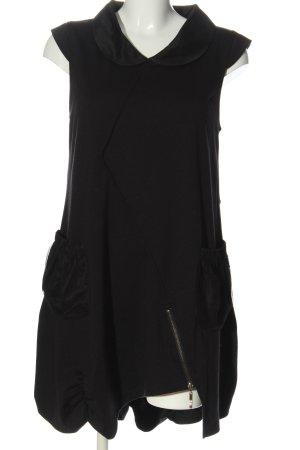 c.a.r.o. Robe courte noir style décontracté
