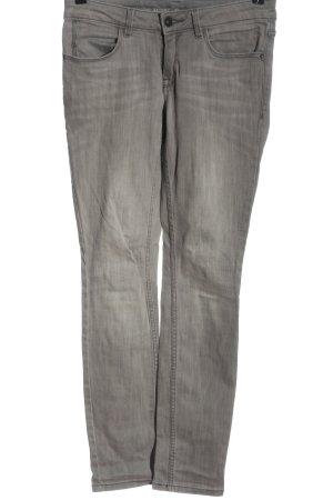 C&A Slim Jeans hellgrau Casual-Look