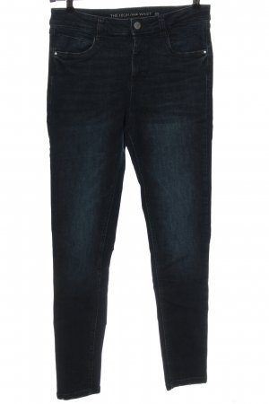 C&A Tube Jeans blue casual look