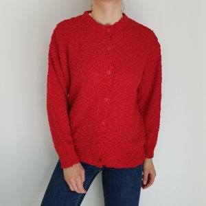 C&A Oversized Sweater red