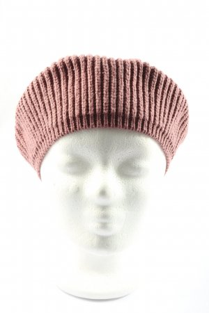 C&A Casquette à visière rose style décontracté