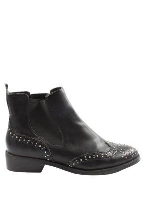 C&A Slip-on Booties black casual look