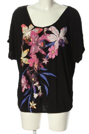 C&A Schlupf-Bluse Blumenmuster Casual-Look