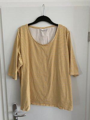 C&A Shirt Plus Size Gr.60/62 gelb neuwertig