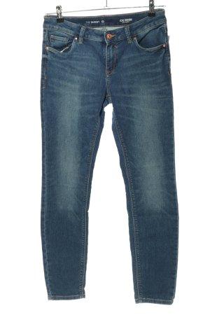 C&A Skinny Jeans blau Casual-Look
