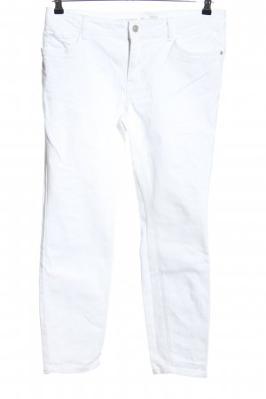 C&A Skinny Jeans weiß Casual-Look