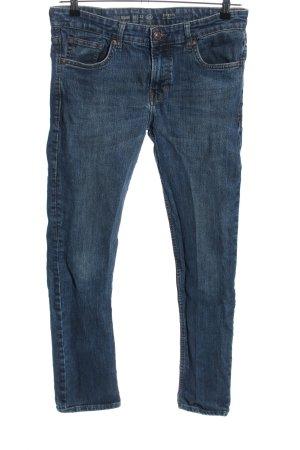 C&A Slim Jeans blau Casual-Look