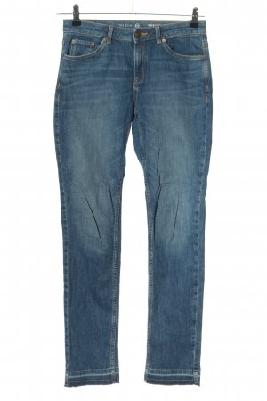 C&A Slim Jeans blau Casual-Look