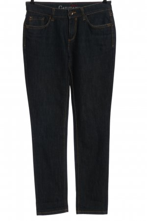 C&A Slim Jeans blue casual look