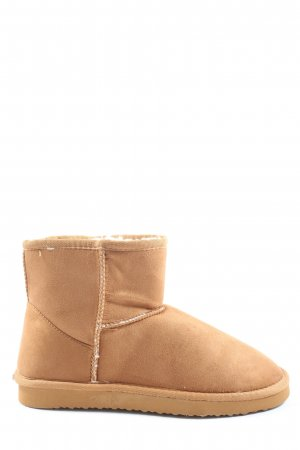 C&A Slouch Booties nude casual look