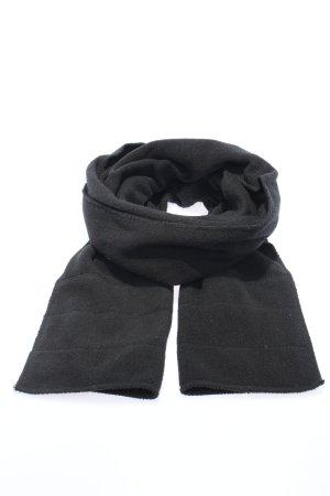 C&A Écharpe ronde noir style décontracté