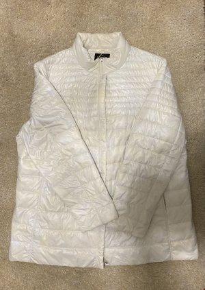 C&A OUTERWEAR Pikowana kurtka biały