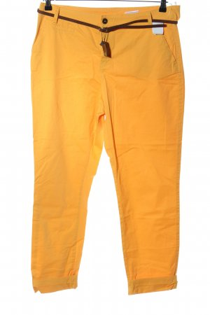 C&A Stoffhose hellorange Casual-Look
