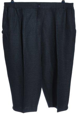 C&A Jersey Pants blue weave pattern casual look
