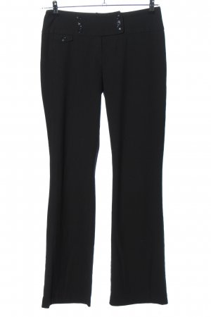 C&A Stoffhose schwarz Business-Look