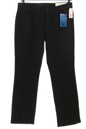 C&A Straight-Leg Jeans schwarz Casual-Look