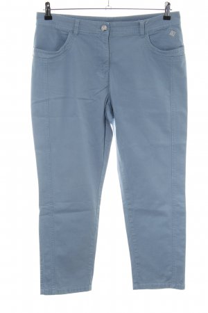 C&A Stretchhose blau Casual-Look