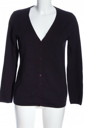 C&A Knitted Cardigan lilac casual look