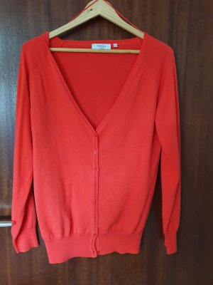 C&A Strickjacke gr.L in rot