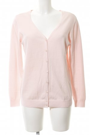 C&A Strickjacke pink Casual-Look
