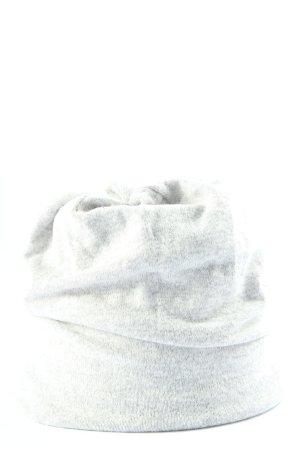 C&A Chapeau en tricot blanc style décontracté