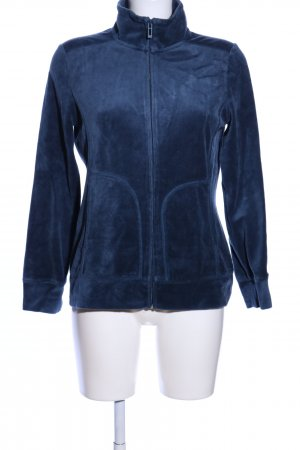C&A Sweat Jacket blue casual look