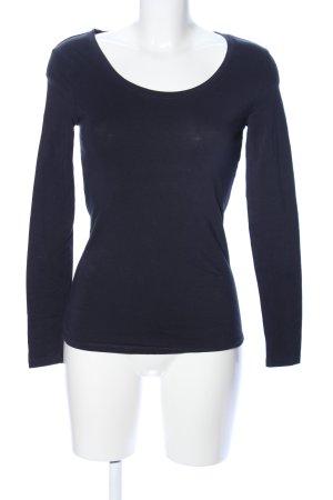 C&A Sweatshirt zwart casual uitstraling