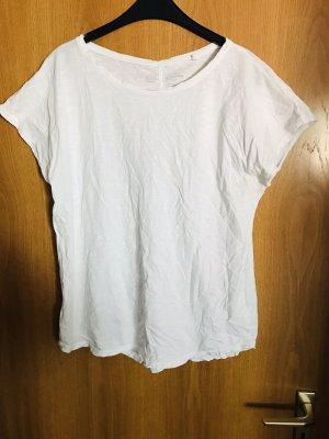 C&A Koszulka oversize biały