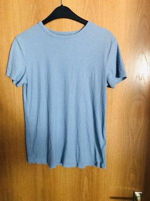 C&A T-shirt błękitny