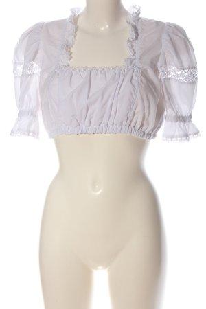 C&A Tradycyjna bluzka biały W stylu casual