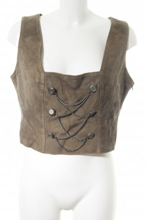 C&A Traditional Camisole bronze-colored classic style