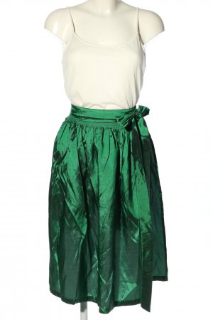 C&A Traditional Apron green classic style
